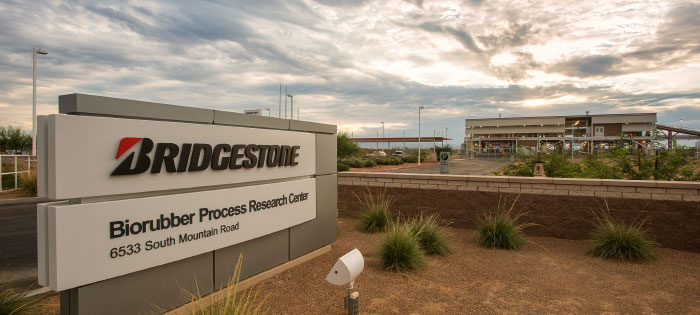 Bridgestone Biorubber Process Research Center