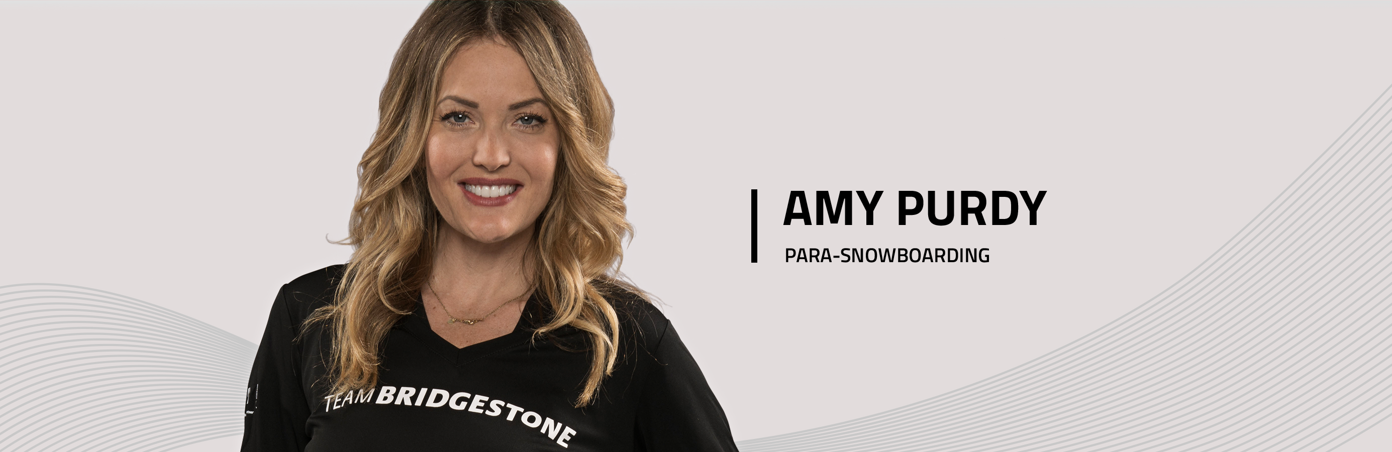 Bridgestone Olympic Partner Amy Purdy