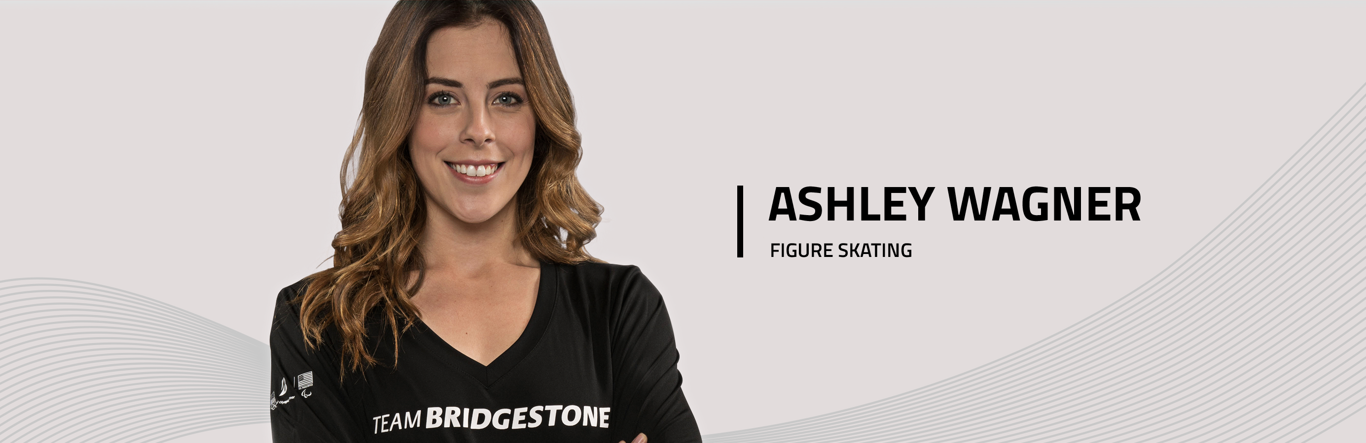 Bridgestone Olympic Partner Ashley Wagner