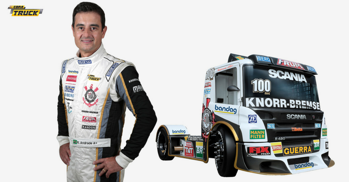 Roberval Andrade partners with Bridgestone Bandag