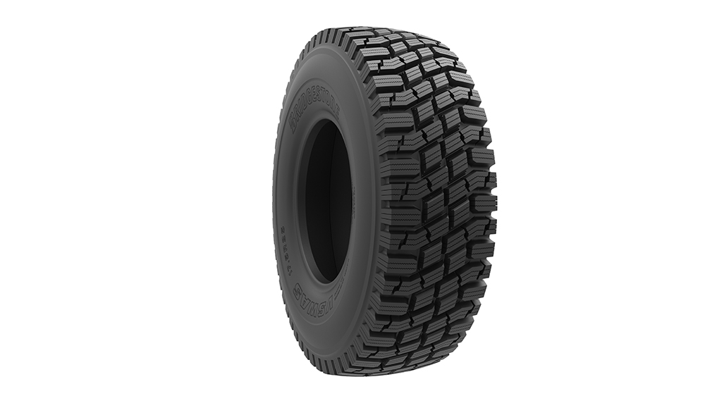 bridgestone commercial announces new v steel snow wedge all season radial tire. Black Bedroom Furniture Sets. Home Design Ideas