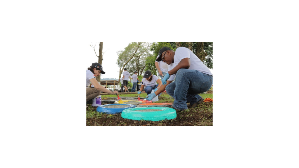 Bridgestone costa rica firestone industrial products build playground