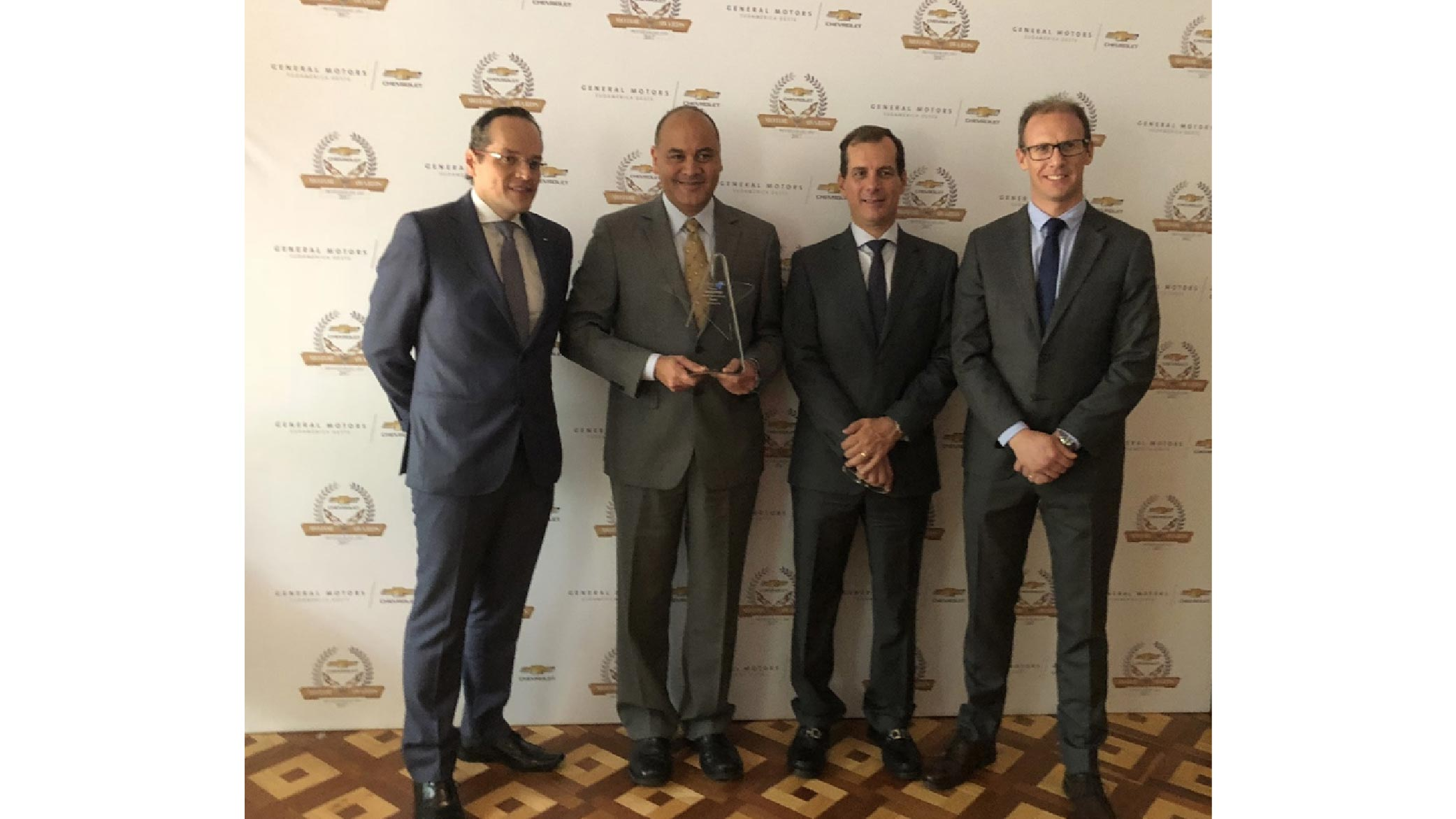 Bridgestone Colombia Supplier of the Year
