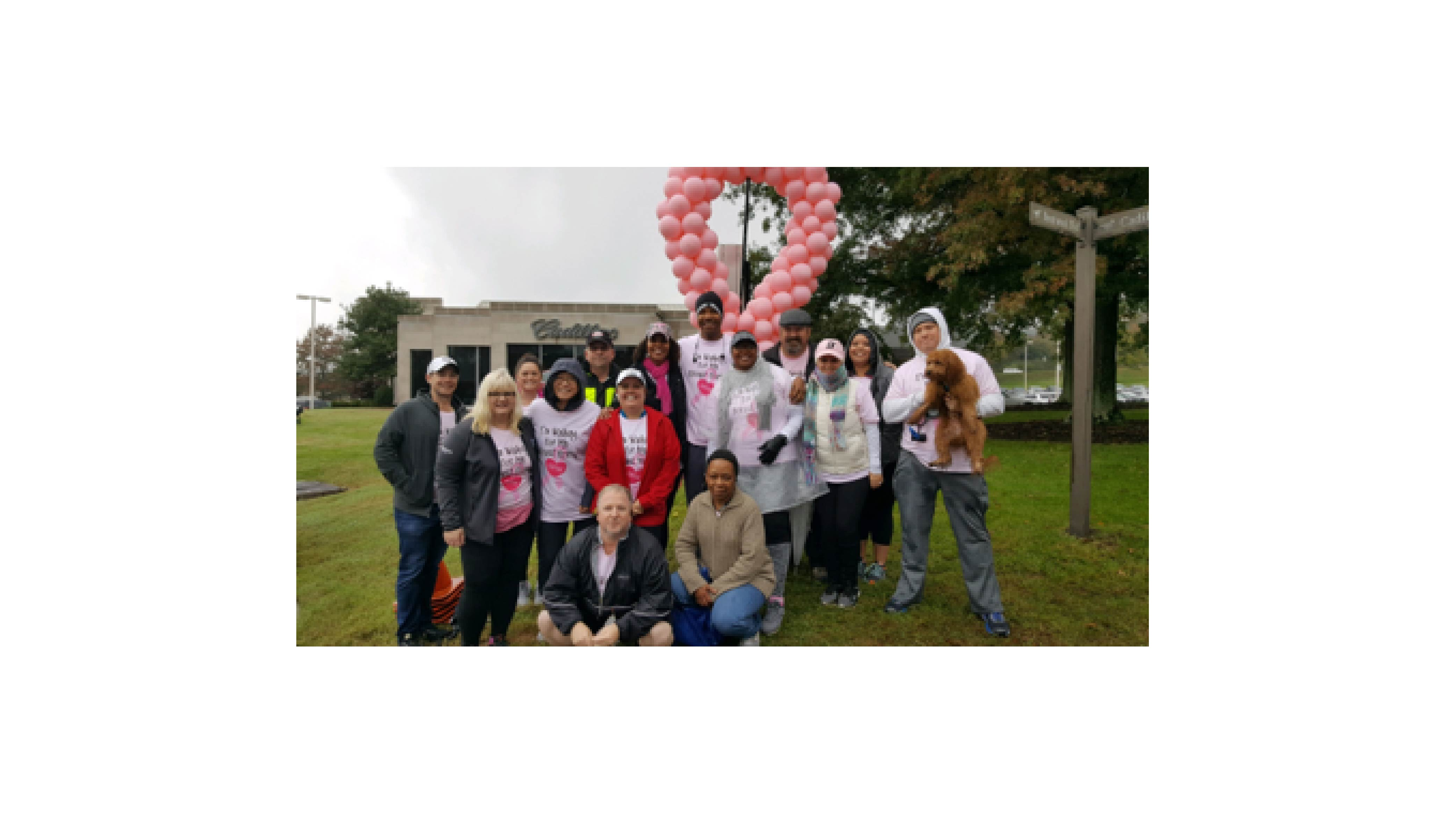 GCR employees race for the cure nashville, tn