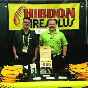 Hibdon Tires Plus Supports Oklahoma City Memorial Marathon