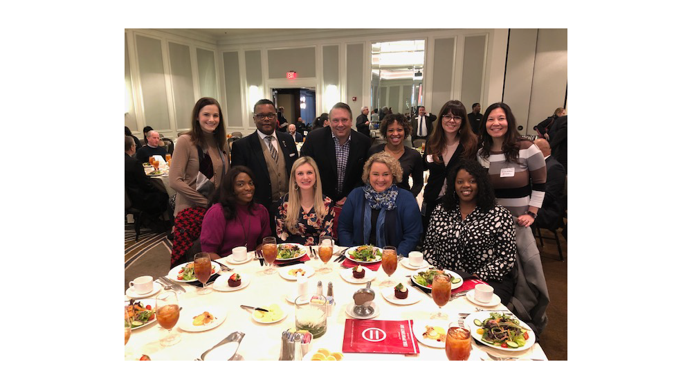 Bridgestone Nashville Equal opportunity day luncheon