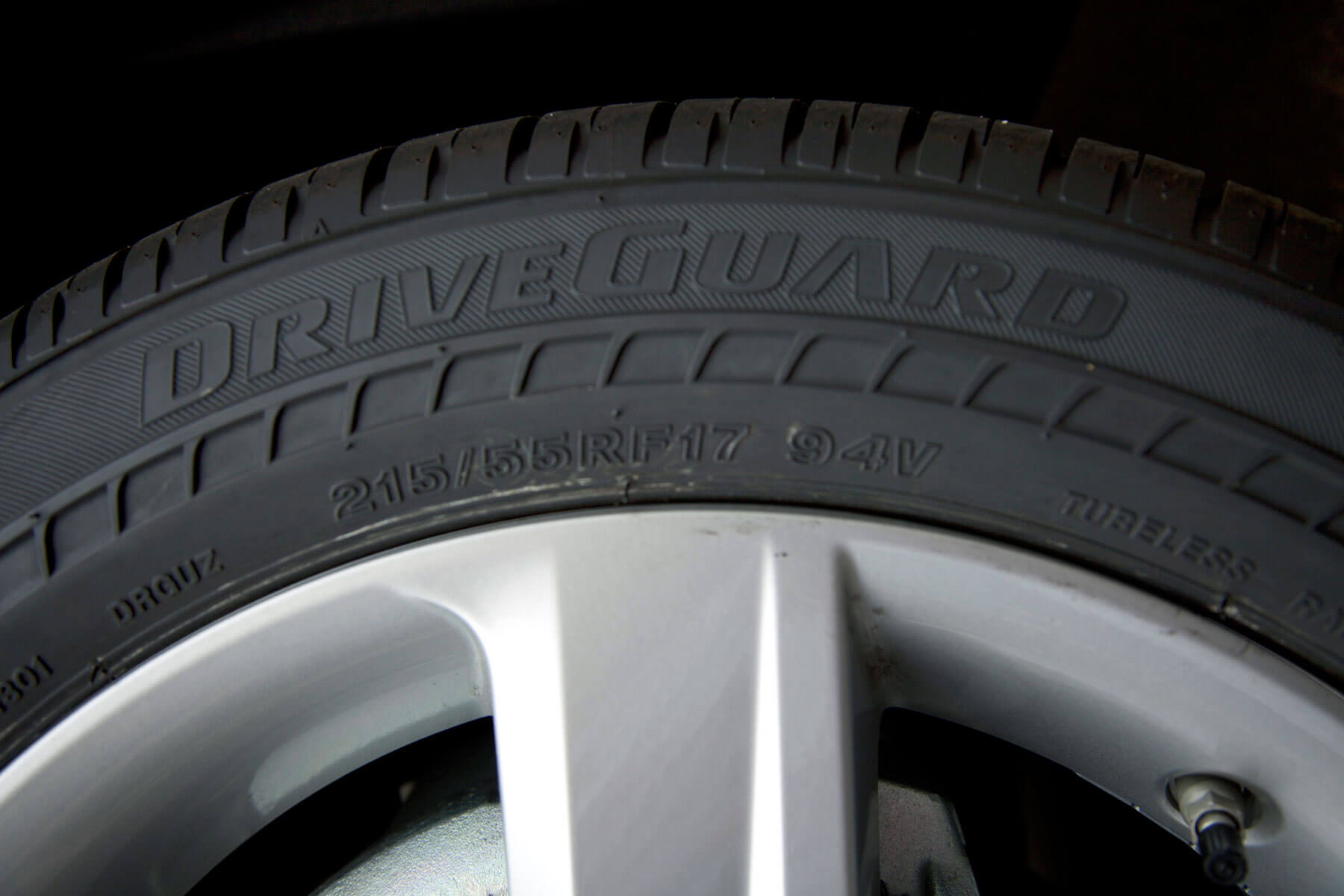 Bridgestone DriveGuard Tires: A solid mate perfect for the ...