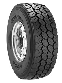Bridgestone M854 Tire