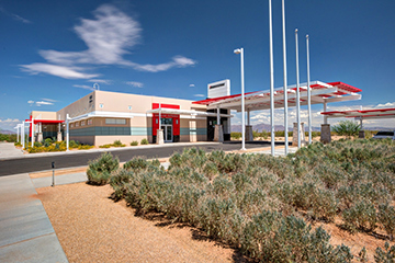 Bridgestone Biorubber Process Research Center in Mesa, Arizona