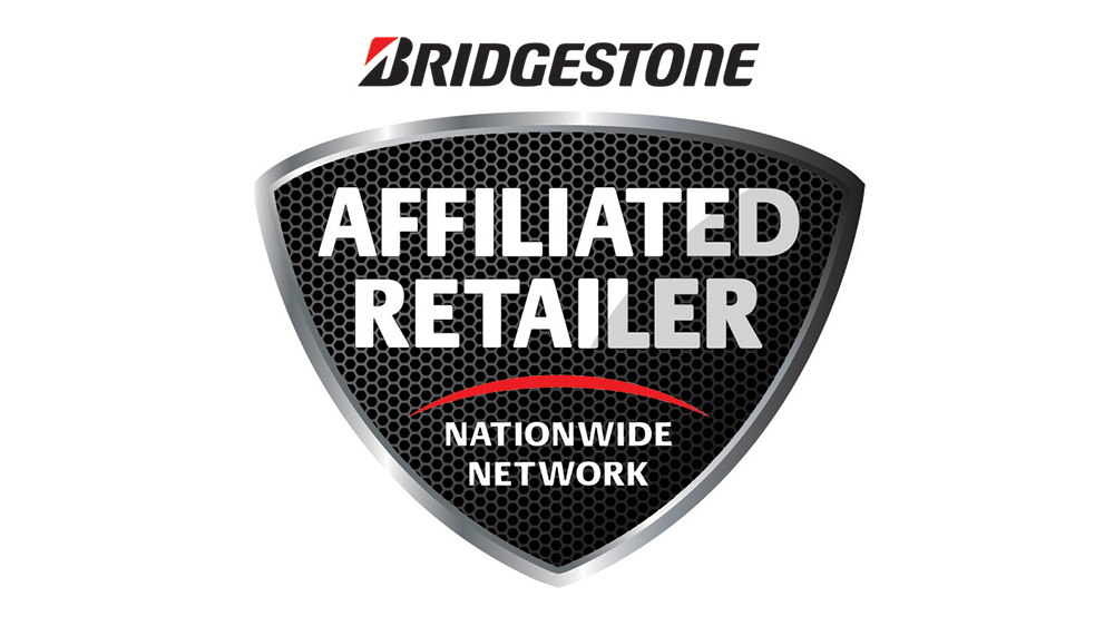 Bridgestone Affiliated Retailer Nationwide Network