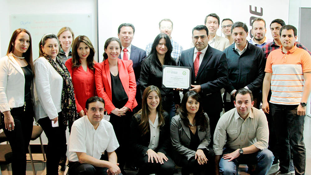 Bridgestone Colombia Awarded as Socially Responsible Company by Fenalco Solidario