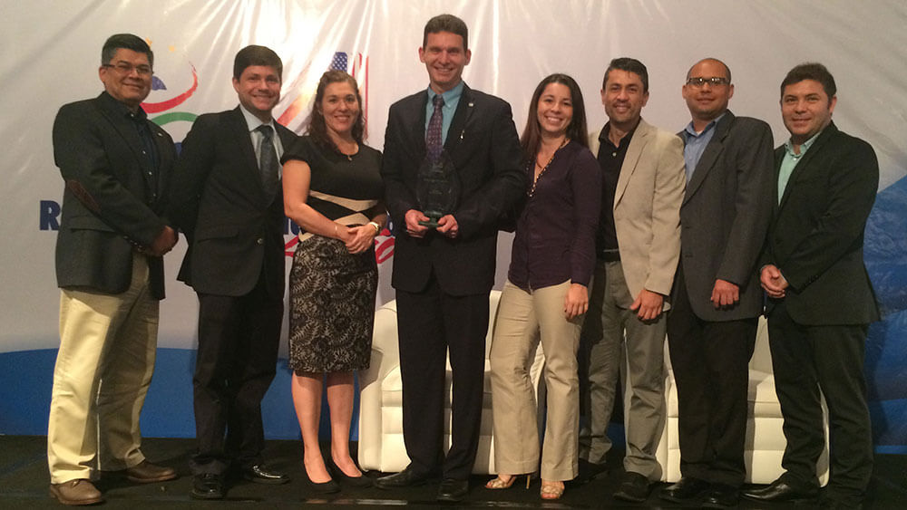 Bridgestone's Wellness & Health Program Awarded By American Chamber in Costa Rica