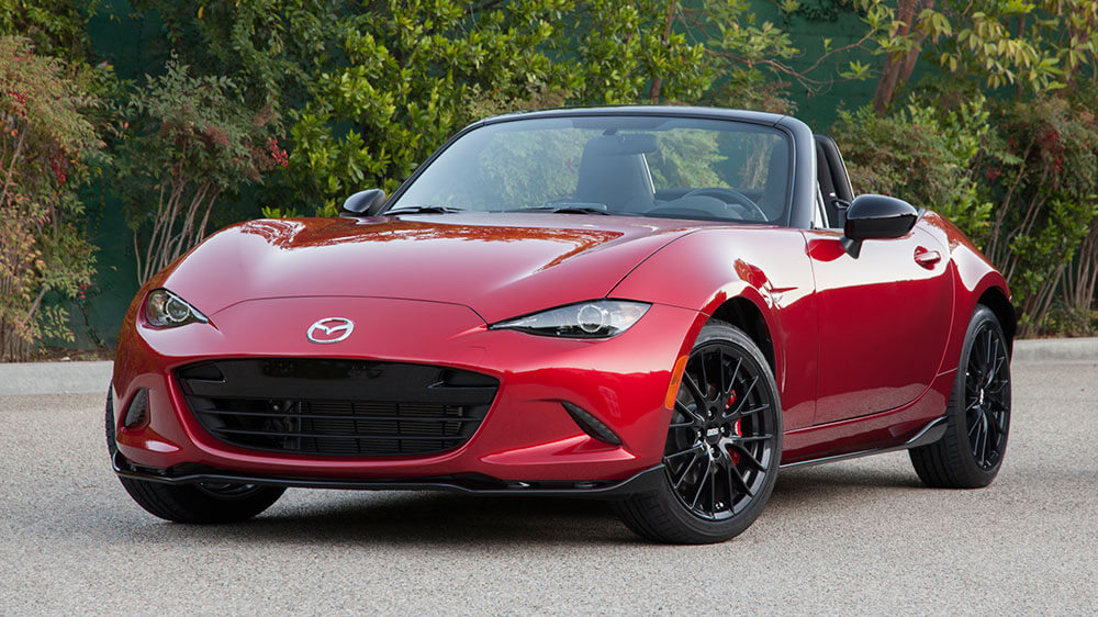 Americas Best Tire >> Newly Redesigned Mazda MX-5 Miata to Feature Bridgestone ...