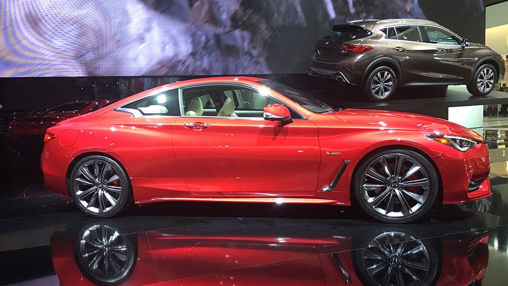 Naias Is One Of The Largest Auto Shows In North America And Automotive Manufacturers Plan New Vehicle Debuts To Take Advantage International Media