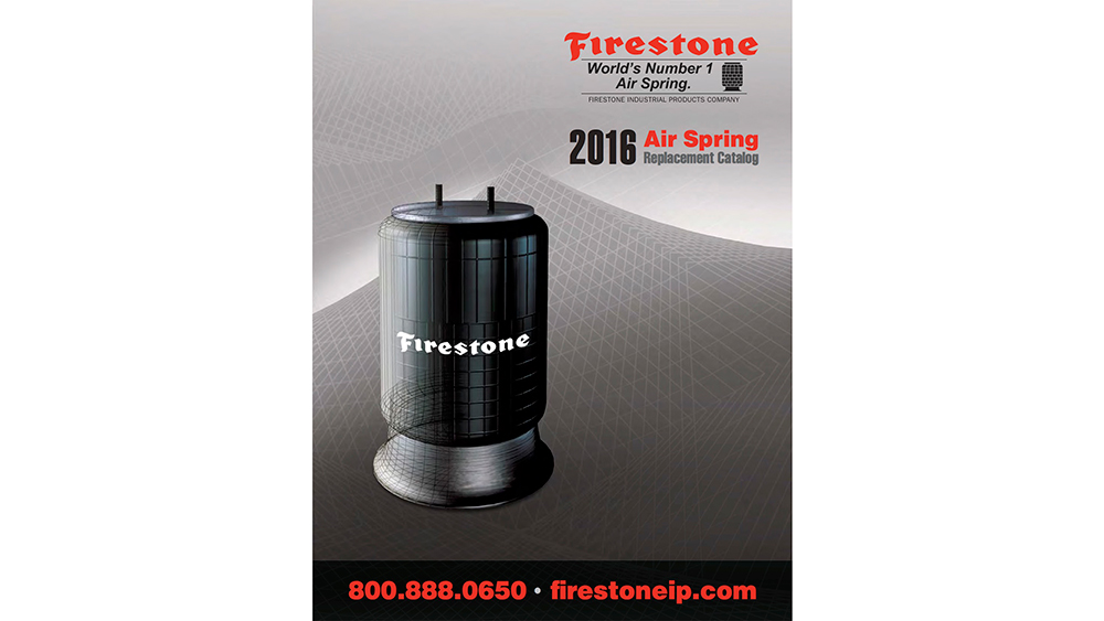 Firestone Industrial Products air springs catalog