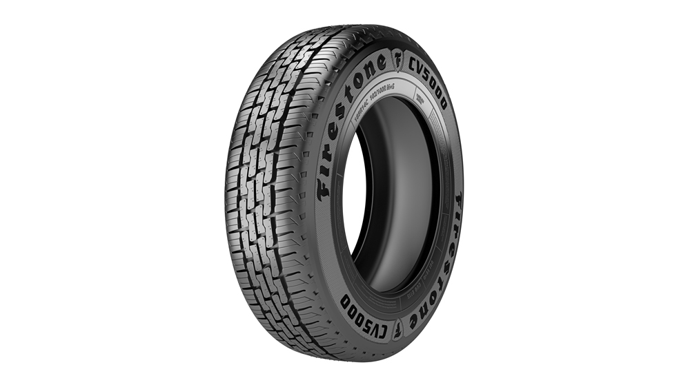 firestone launches new tire for light commercial vehicle applications. Black Bedroom Furniture Sets. Home Design Ideas