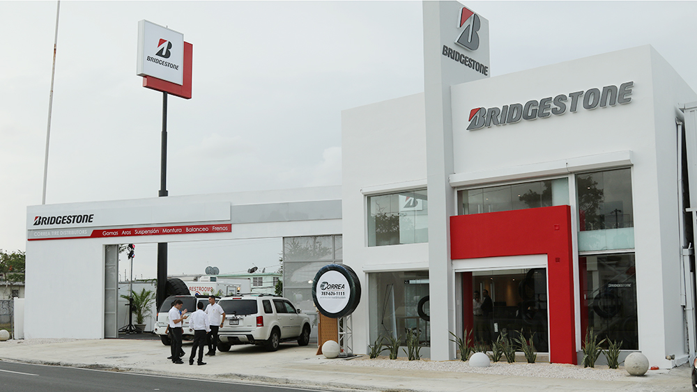 New Bridgestone Store in Puerto Rico