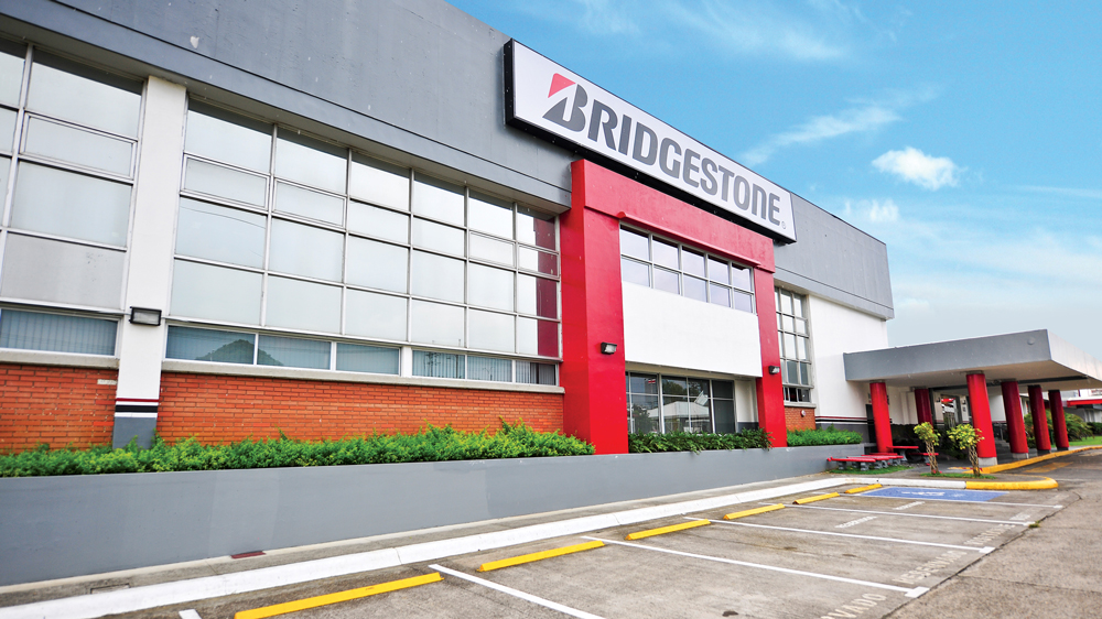 Bridgestone Costa Rica facility