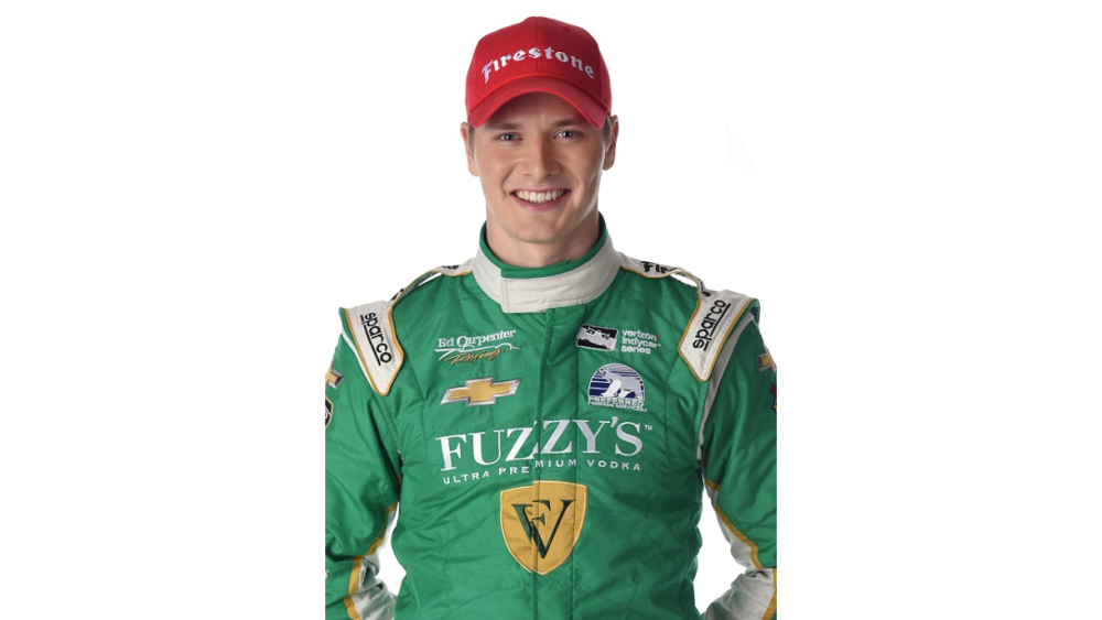 Josef Newgarden talks tire safety