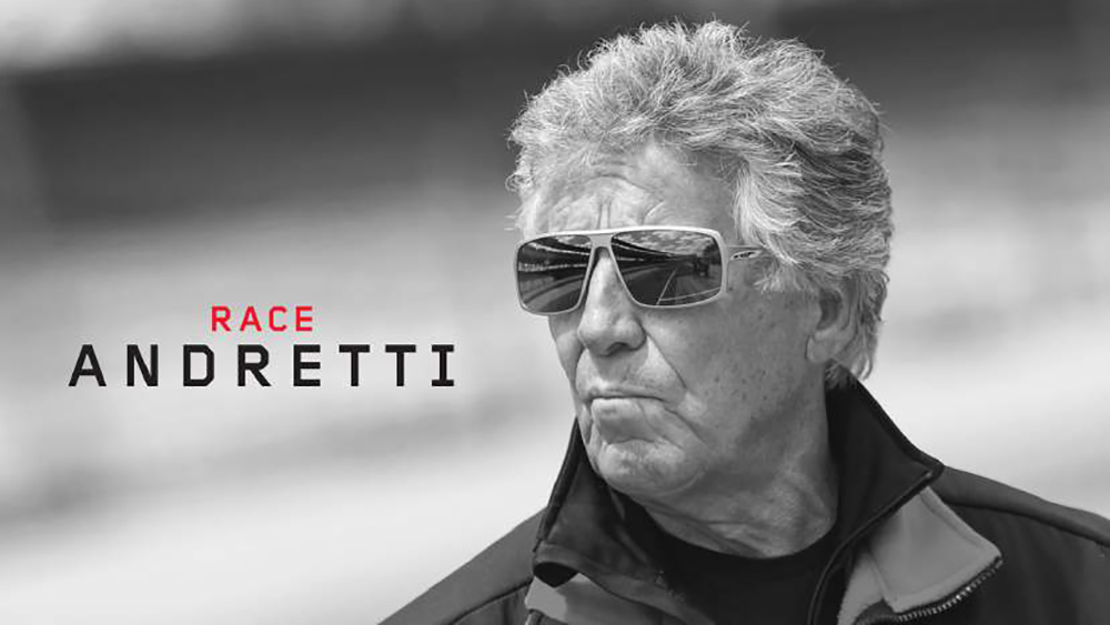 Mario Andretti partners with Firestone Racing for Sweepstakes