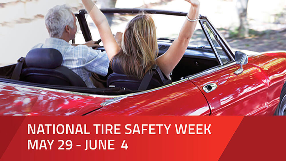 Bridgestone Tire Safety Ahead of Summer Driving Season