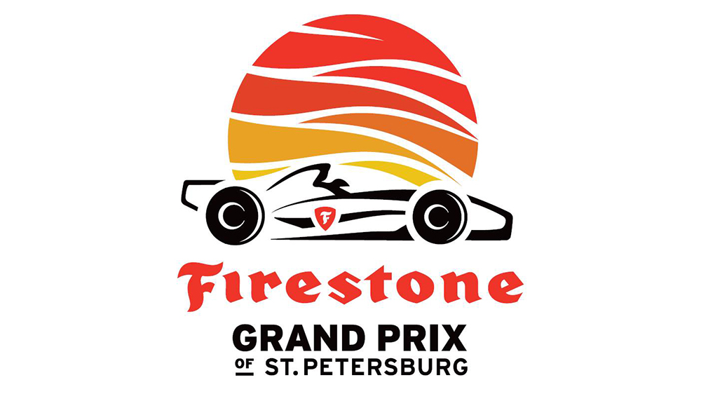 Firestone Grand Prix of St Petersburg logo