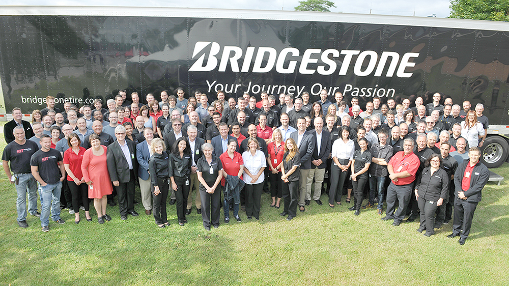 Bridgestone Joliette Plant Celebrates 50 Years