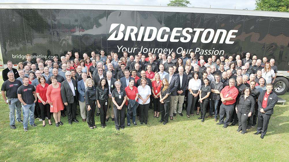 Bridgestone Celebrates Joliette Tire Manufacturing Plant's 50th Anniversary and Expansion ...