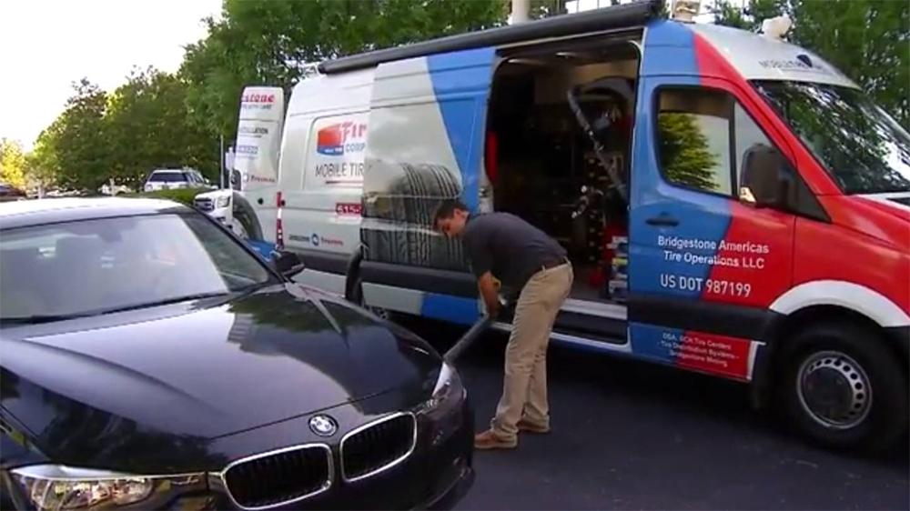 Mobile Tire Service >> Firestone Unveils New Mobile Tire Service In Nashville