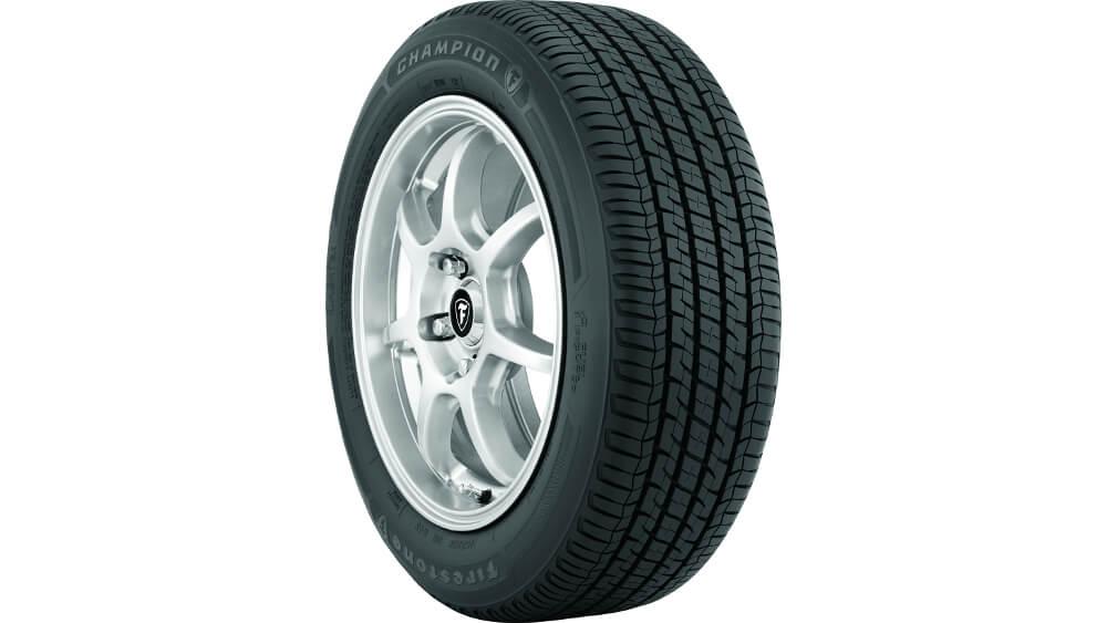 new firestone tire built to go farther last longer. Black Bedroom Furniture Sets. Home Design Ideas