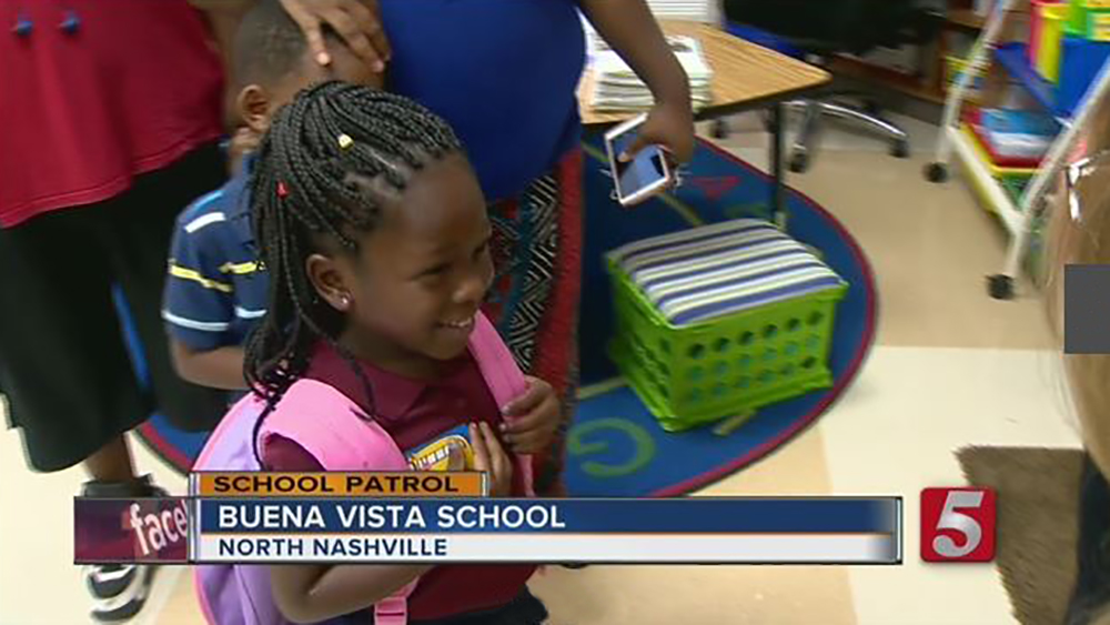 NewsChannel 5 School Patrol featuring Bridgestone Americas