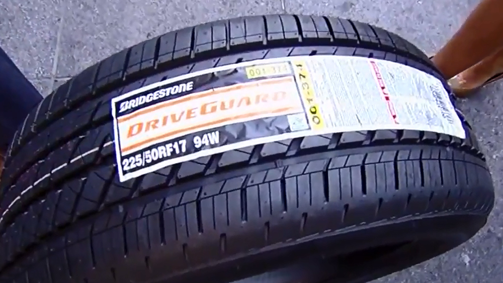 Fox & Friends features Bridgestone DriveGuard tires