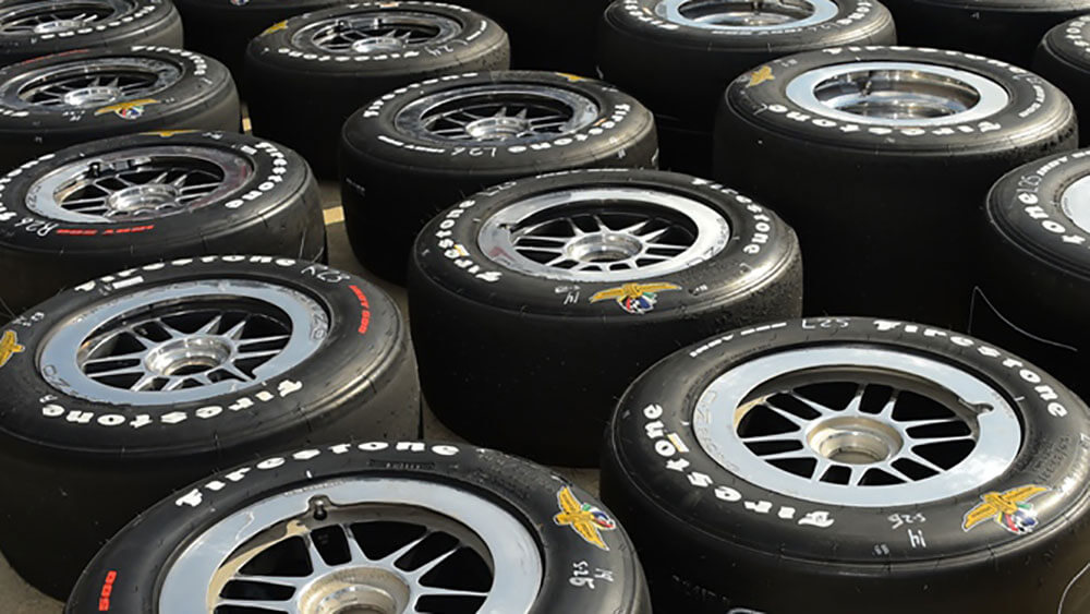 Firestone race tires