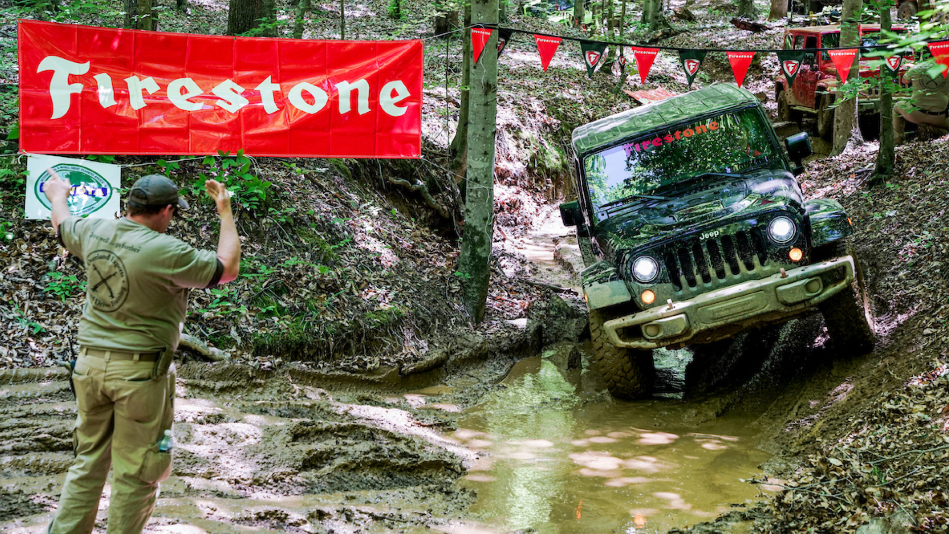 Firestone Launches Aggressive Off-Road Tire for 4X4s, Pickup Trucks and SUVs