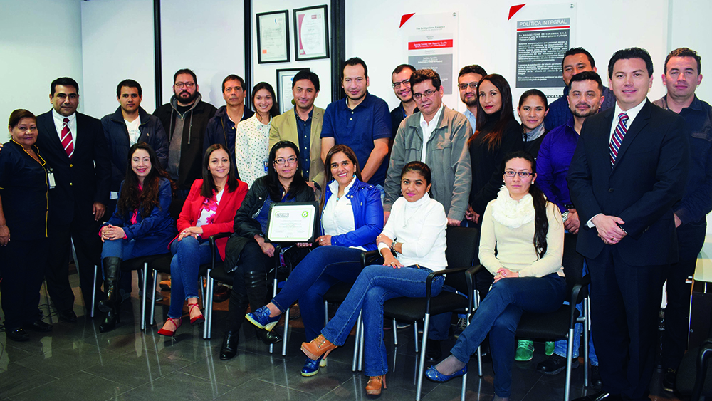 Bridgestone Colombia Receives Social Responsibility Certificate