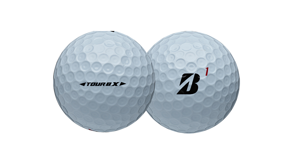 Bridgestone Golf TOUR B Series golf balls