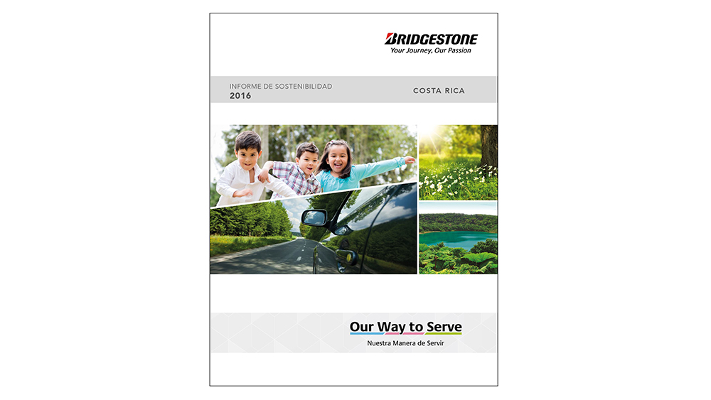 Bridgestone Sustainability Report
