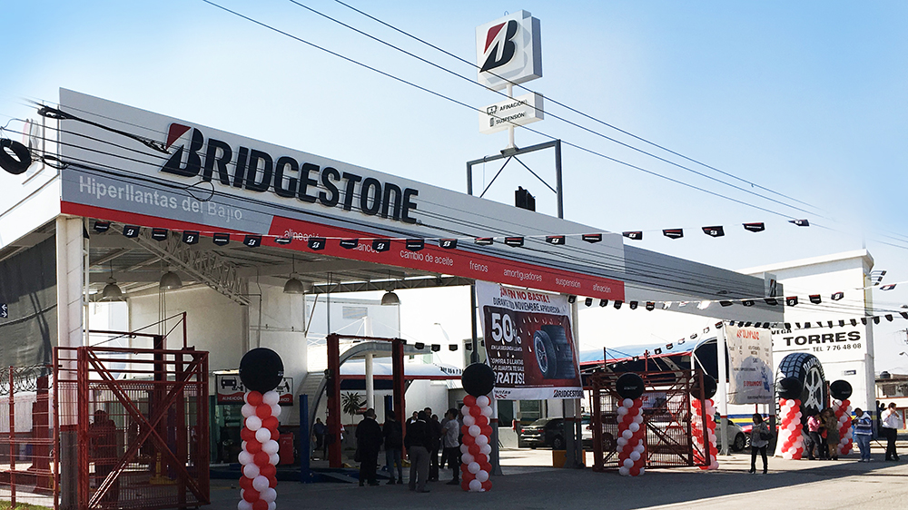 Bridgestone Strengthens Its Presence In The Bajío