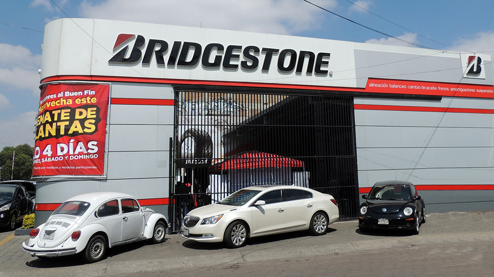 Bridgestone And Grupo Arca Celebrated The Reopening Of A Service Center