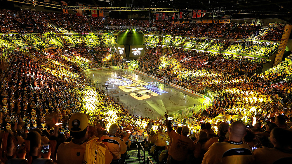 Bridgestone Extends Arena Naming Rights Agreement With Nashville