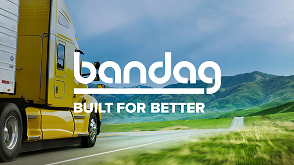 Bandag retreads are Built for Better