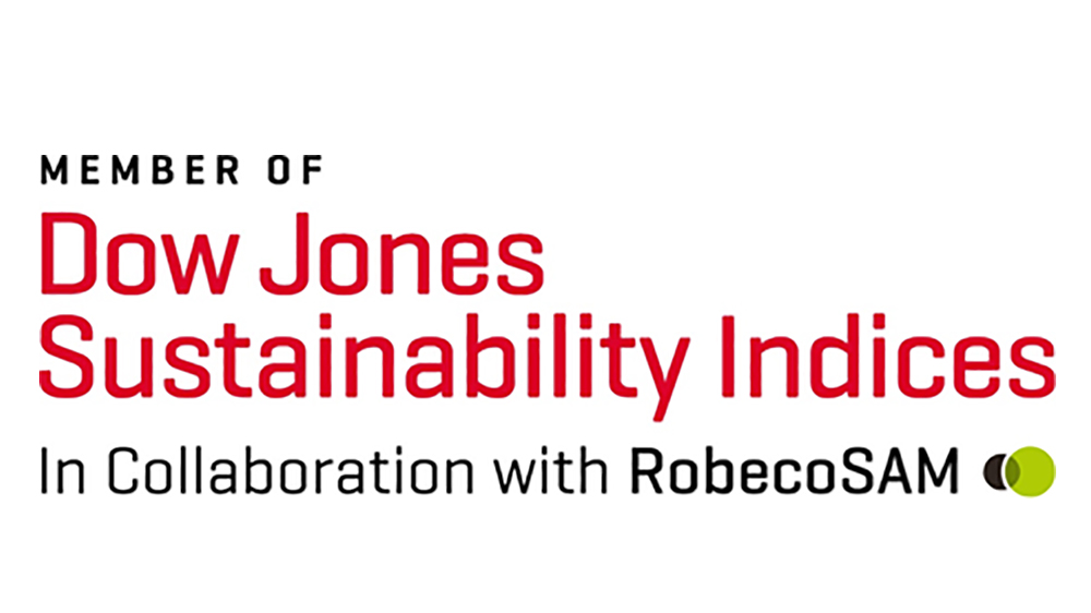 Bridgestone Named to the Dow Jones Sustainability World Index