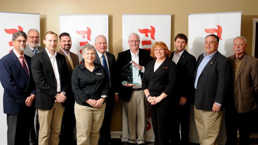 Dyersburg TN Firestone plant receives safety award