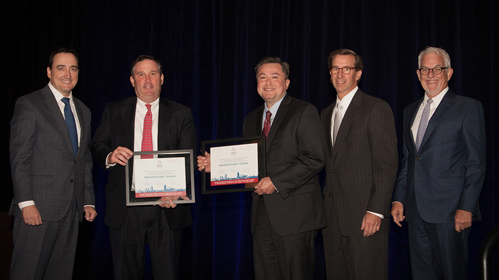 Nashville Downtown Partnership Investment Award