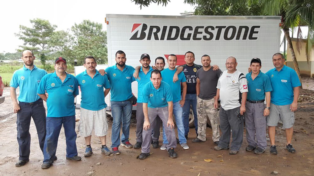 Bridgestone Supports Affected Communities After Devastation Of Otto Hurricane