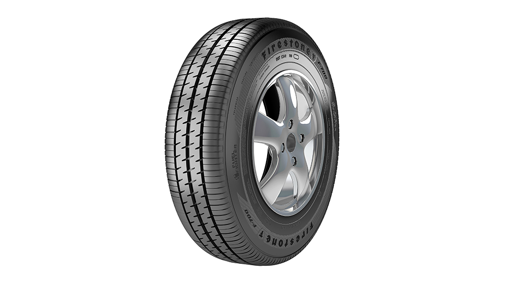 Firestone F-700 tire