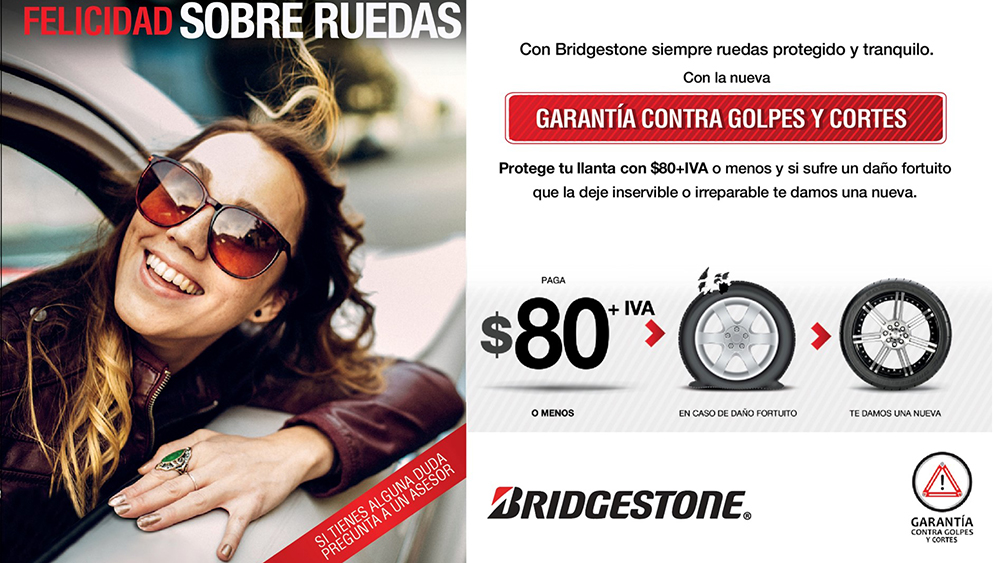 Bridgestone Latin America Protects Drivers Against Road Hazards