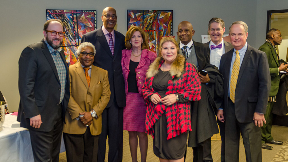 Nashville General Hospital showcases donated Bridgestone art pieces