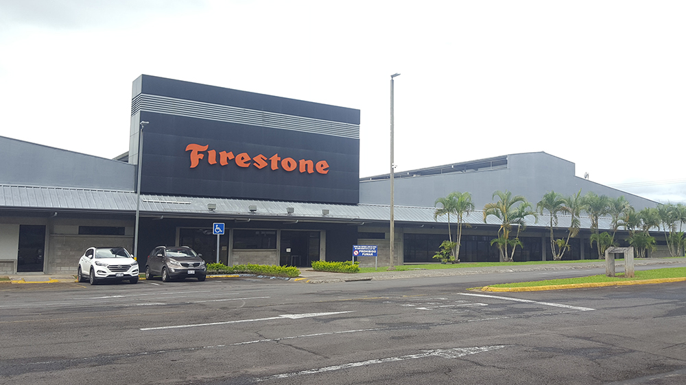 Firestone Industrial Products, Costa Rica