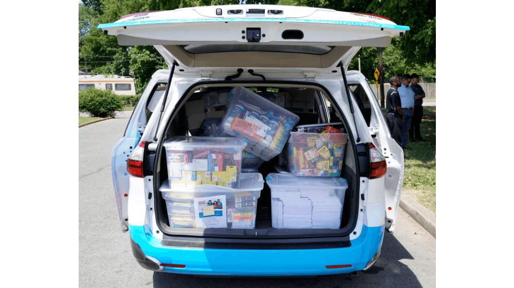 BSRO donates school supplies to Boys & Girls Clubs of Middle Tennessee